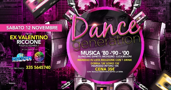 Dance Generation - Peter Pan - Riccione Hill
